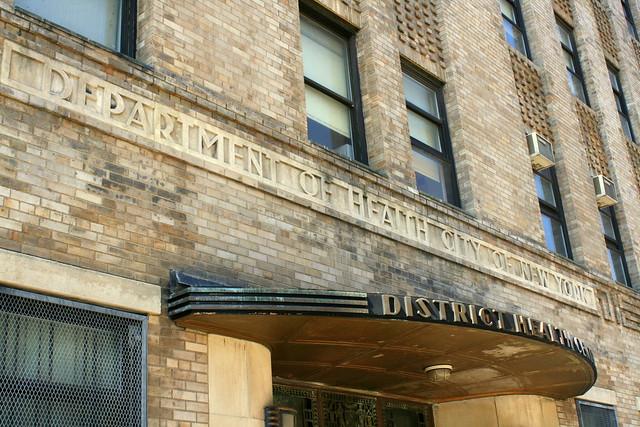 Department of Art Deco