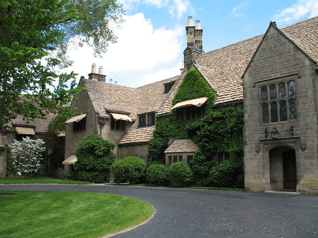 Ford Mansion Grosse Pointe http://www.flickr.com/photos/decojim/501597885/