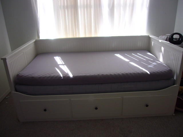 Ikea Hemnes Queen Bed Review ~ Hemnes Daybed Mattress Size