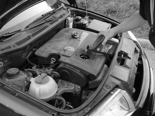 Recambio motor