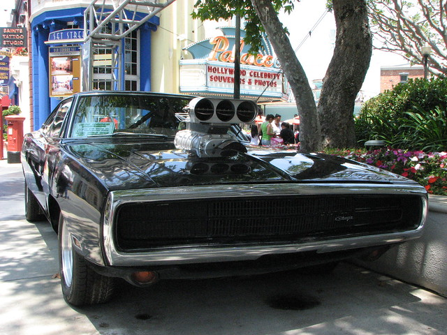 Vin Diesels Car in Fast and Furious | Flickr - Photo Sharing!
