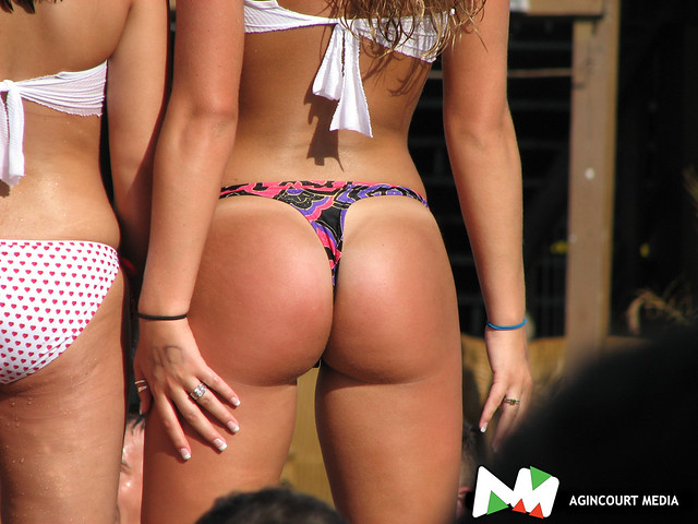 Roger Benningfield - Bikini Contest Thong