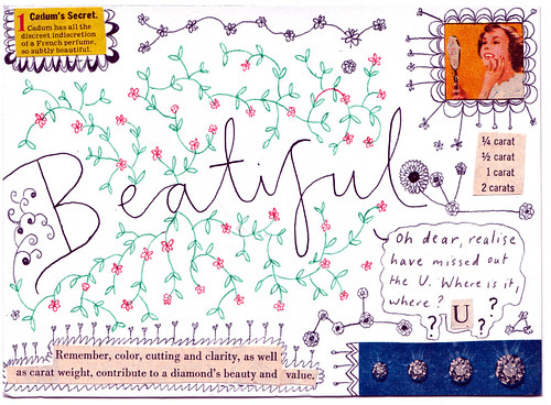 Beautiful: Harriet Russell