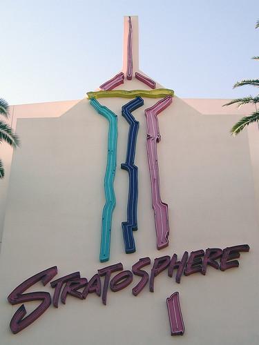 Las Vegas: Stratosphere Entrance