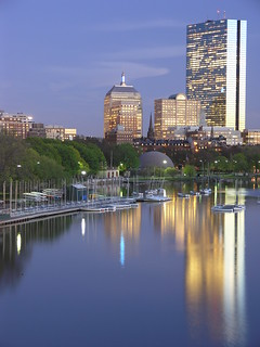 Boston evening