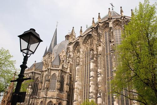 Aachen Dom/ von hr1618@flickr