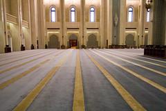 Grand Mosque - Prayer Hall