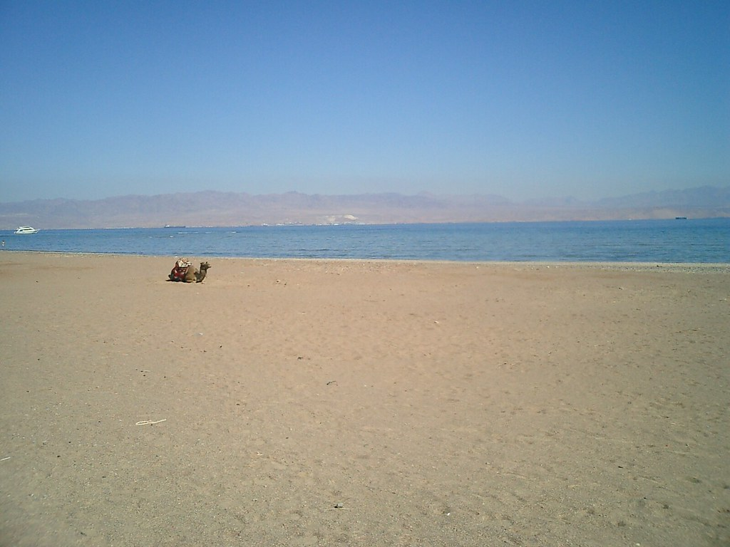 taba beach egypt