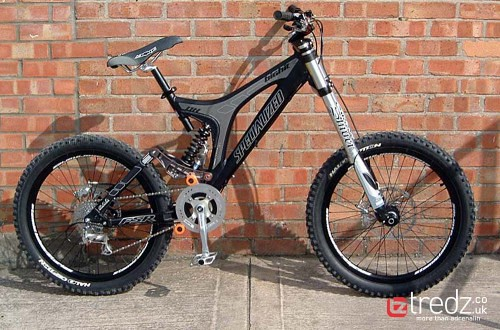 Specialized Big Hit Custom Built Dh Mountain Bike A Photo On