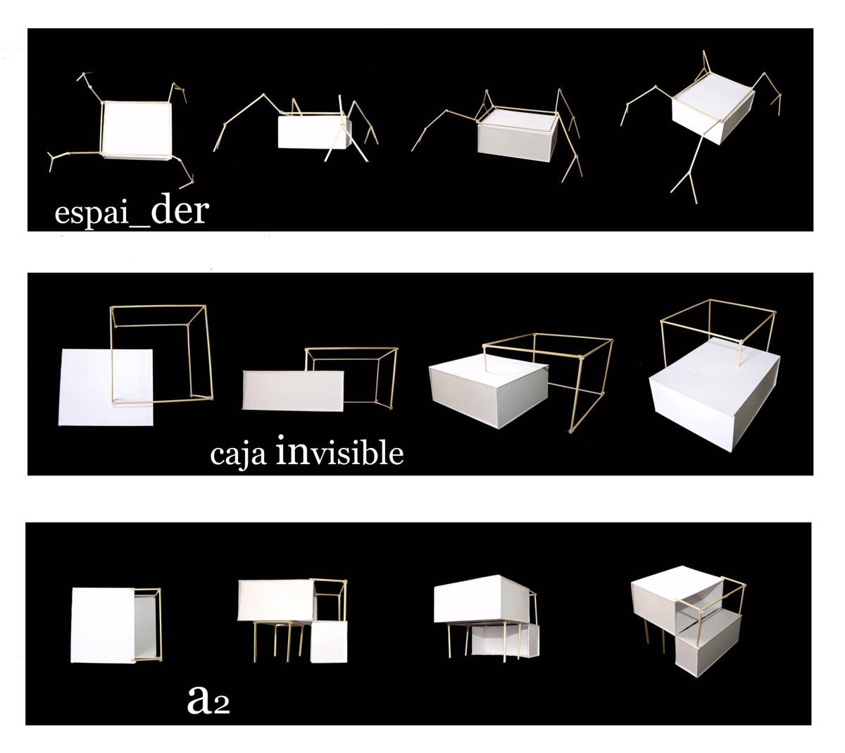 Catarqsis proyectos projecte3 - Tipos de espacios ...
