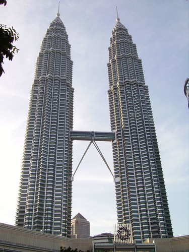 The Petronas Towers | by fairlybuoyant