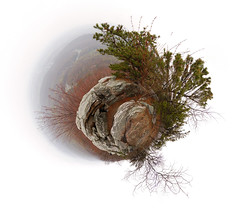 Bears Den Stereographic