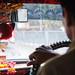 Taxi driver - Mumbai, India by Maciej Dakowicz