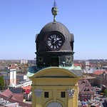 East tower, Great Church, Debrecen