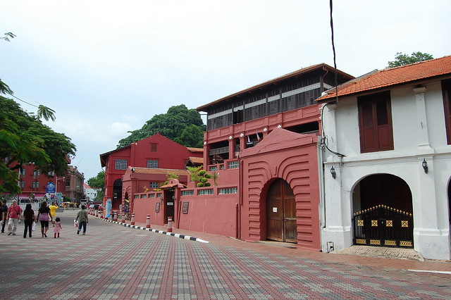 An Afternoon in Malacca by CC user chleong on Flickr