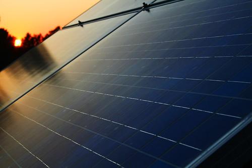 日蝕會對太陽能發電造成影響。(來源:Bernd Sieker)