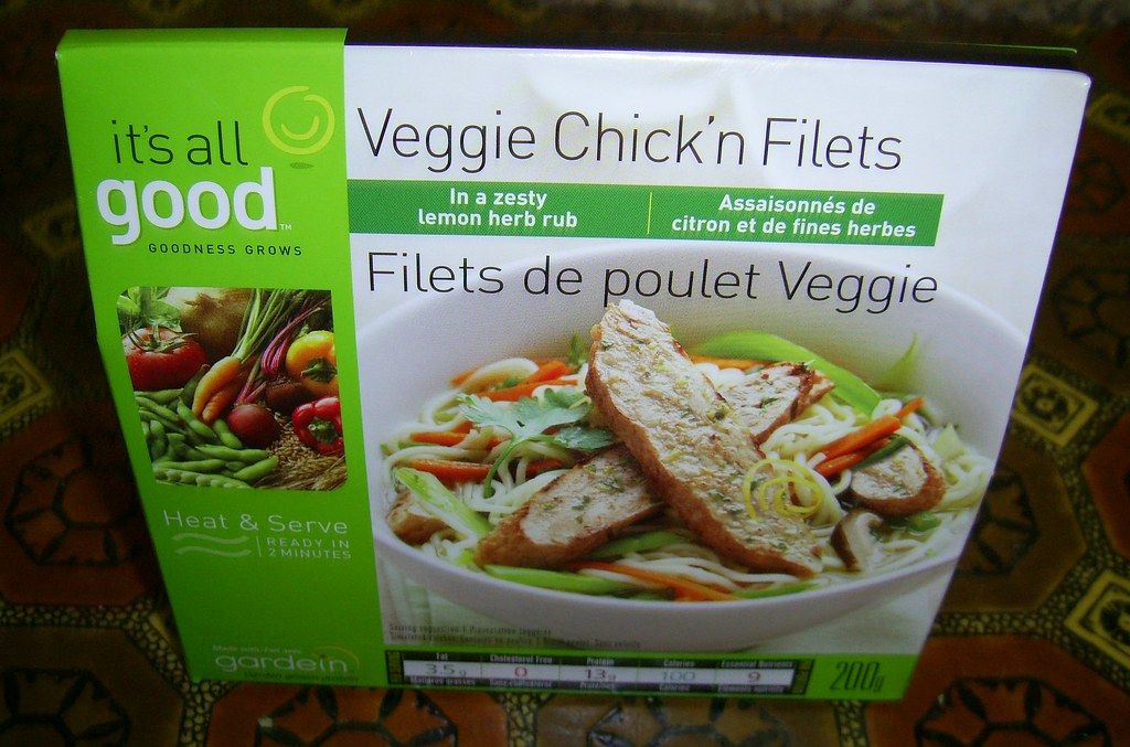It's All Good - Veggie Chick'n Filets (Vegan)
