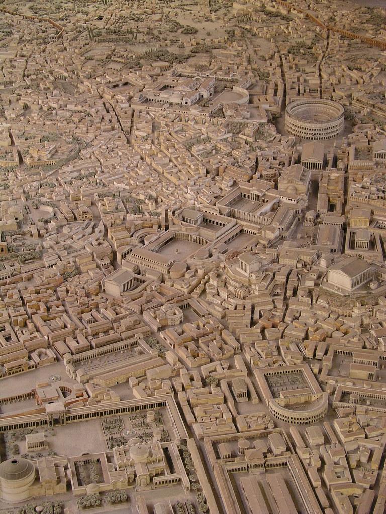 plastico, E.U.R. rom marts 2003