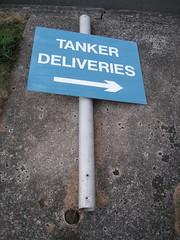 Tanker Deliveries