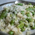 Rezepte mit Dicken Bohnen: The ultimate risotto primavera