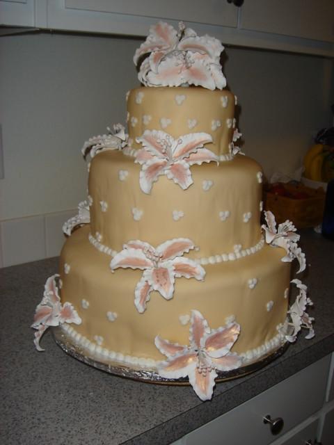 Wedding cake, Sony DSC-F88