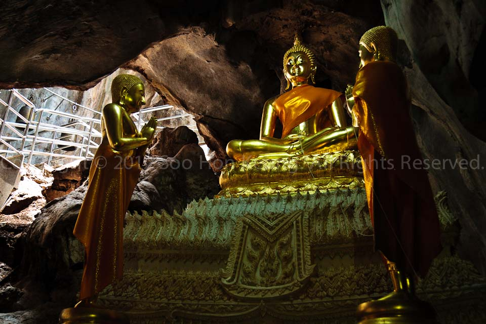 Buddha @ Tham Khao Yoi Phetchaburi Thailand