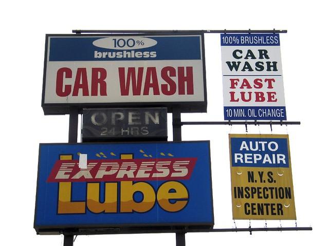 Hudson Car Wash
