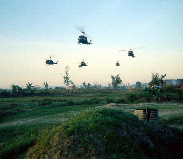 CHU LAI 1970 by Lou Miller (1)