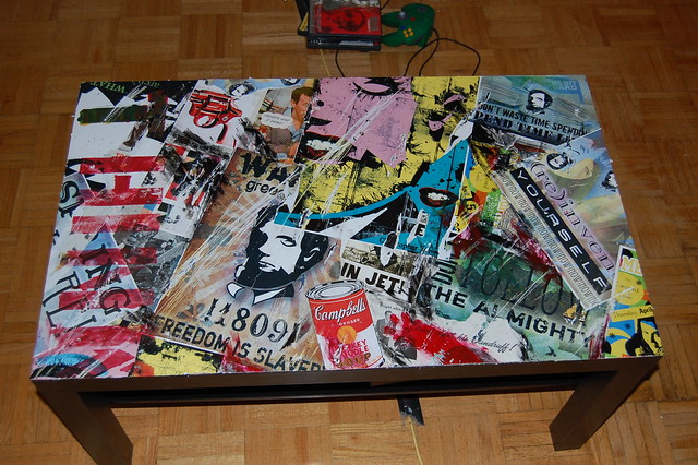 table collage phase one flickr photo sharing. Black Bedroom Furniture Sets. Home Design Ideas