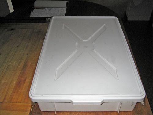 Scatola di lievitazione terminali antivento per stufe a pellet - Ikea scatole plastica trasparente ...