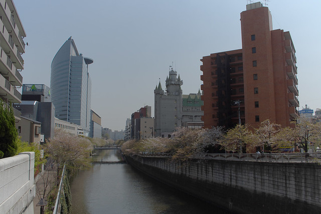 Photo:The Meguro River Lower By tom706