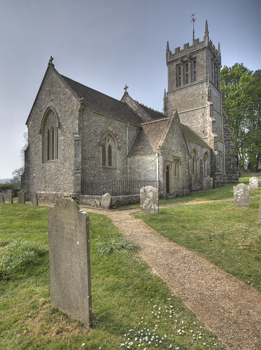 St Andrew's Church, East Lulworth