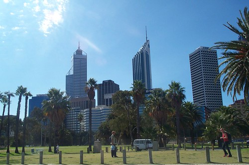 Perth Skyline 5