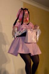Marci Beaucoup, Fannish Fetish Fashion Show, Norwescon 30