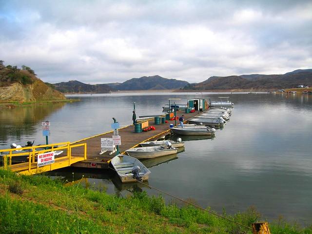 Irvine lake in orange county california flickr photo for Irvine lake fishing