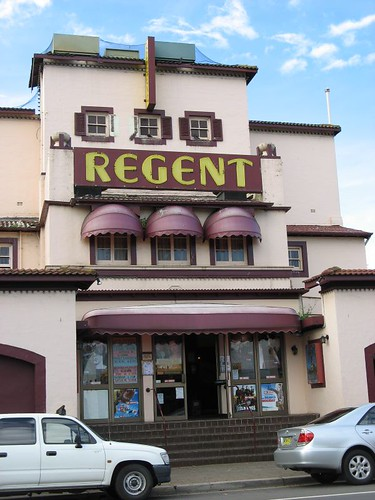 Regent Theatre, 155 Windsor St., Richmond, NSW