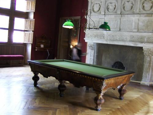 Château d'Azay-le-Rideau Pool Room