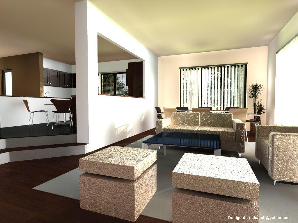 Dizain interior living home design idea for Dizain interior