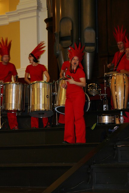 Header of Red Band