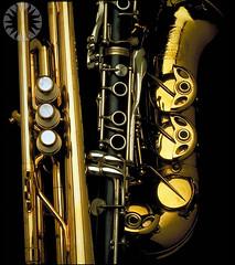 string instrument(0.0), tuba(0.0), baritone saxophone(0.0), font(0.0), guitar(0.0), euphonium(0.0), reed instrument(1.0), trumpet(1.0), saxophone(1.0), brass instrument(1.0), wind instrument(1.0),