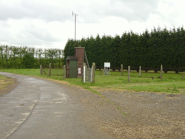 Brogdale weather station
