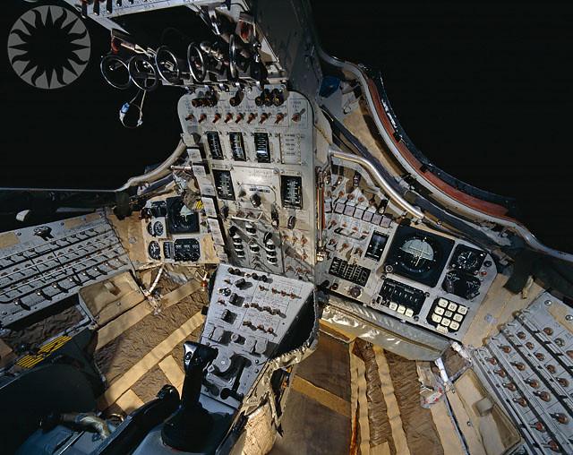 gemini spacecraft cockpit - photo #3