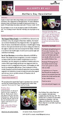 Perdagangan Saham Investasi Newsletter