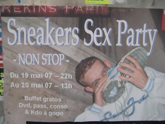 507587916 ec8b049b58 z Sneakers Sex Party. Hey! Free Buffet!