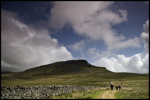 Pen Y Ghent - Yorkshire Three Peaks Challenge