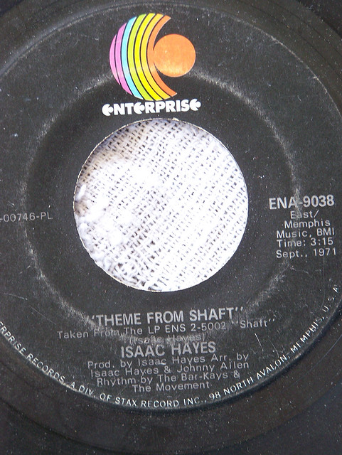 Isaac Hayes - Theme from 'Shaft'