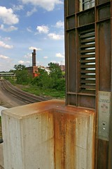 Rusty Elevator & Factory