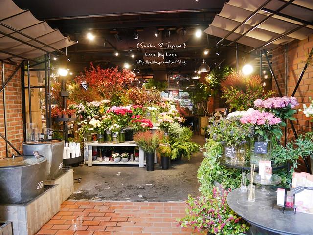 日本東京表參道花店咖啡館Aoyama Flower Market Tea House青山店  (38)