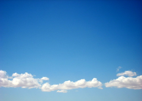 Sky Above Clouds Oledoe Flickr