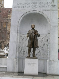 صورة John Mitchell Monument. meeting scranton maracs07